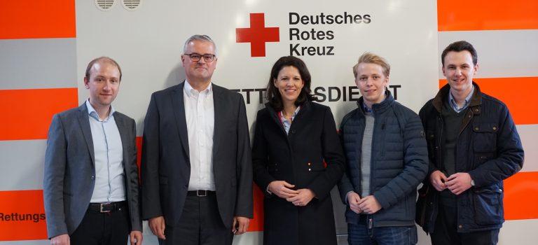 """""""Wer Leben rettet, verdient unseren besonderen Schutz"""""""