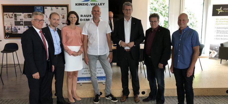 Gelnhausen statt Berlin: Innovation und unternehmerischer Mut made in Main-Kinzig