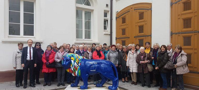 Rodenbacher Landfrauen zu Gast im Landtag