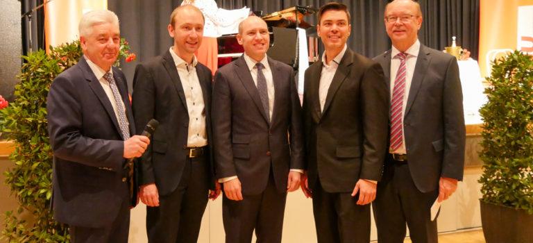 Neujahrsgespräch der Senioren-Union und der CDU Nidderau ein voller Erfolg