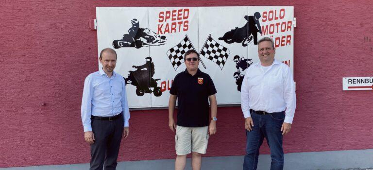 Land Hessen fördert MSC Neuenhasslau