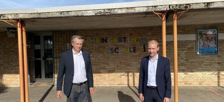 Haingarten-Schule bereitet sich auf den Rechtsanspruch auf Ganztagsbetreuung vor